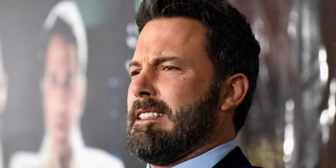 The 5 Existential States of Affleck