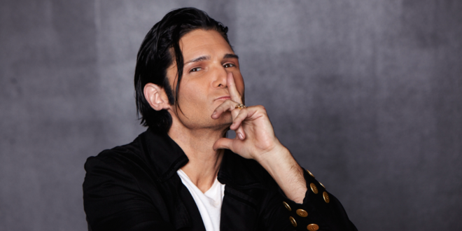 Corey Feldman Will Expose a Terrible Hollywood Secret. For Only Ten Million Dollars.