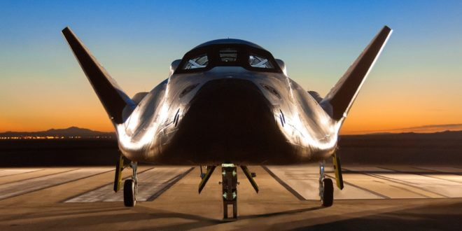 "It Took 40 Years, But NASA Finally Developed the Bionic Man's ""Dream Chaser"""
