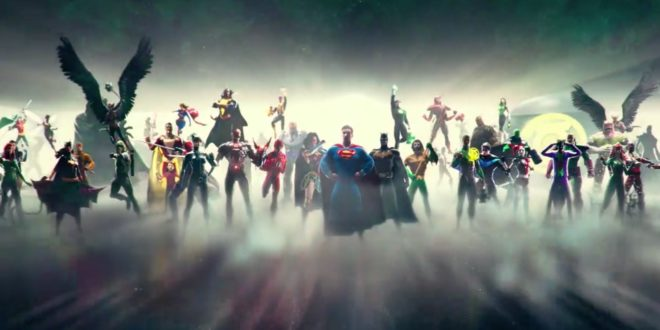 "An Open Letter to DC Comics & Warner Brothers: ""Dear Idiots…"""